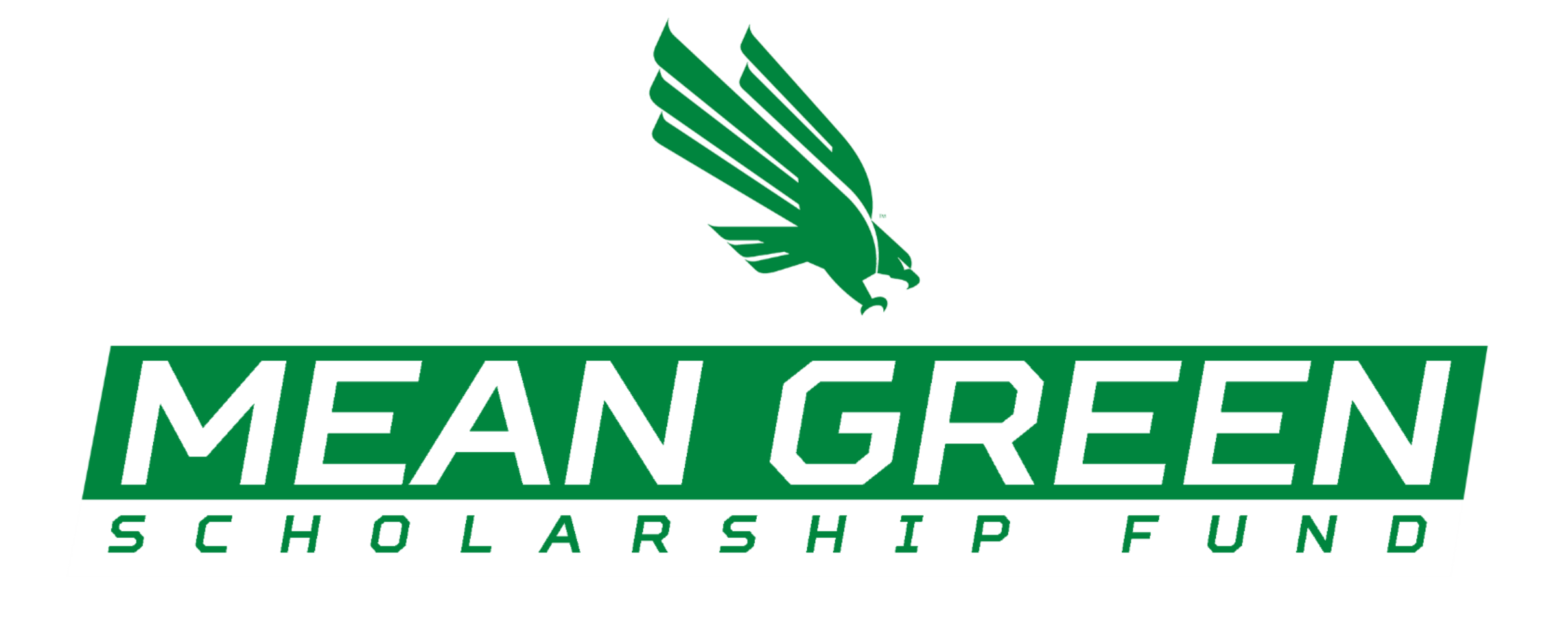 Mean Green Scholarship Fund Logo