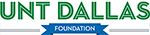 UNT Dallas Foundation Logo
