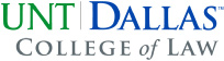 UNT Dallas College of Law Logo