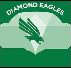 UNT Diamond Eagles