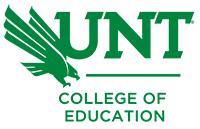 UNT College of Education logo