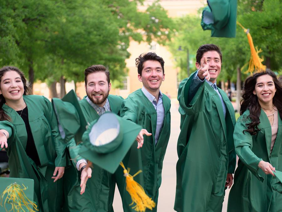 Scholarships create leaders at UNT