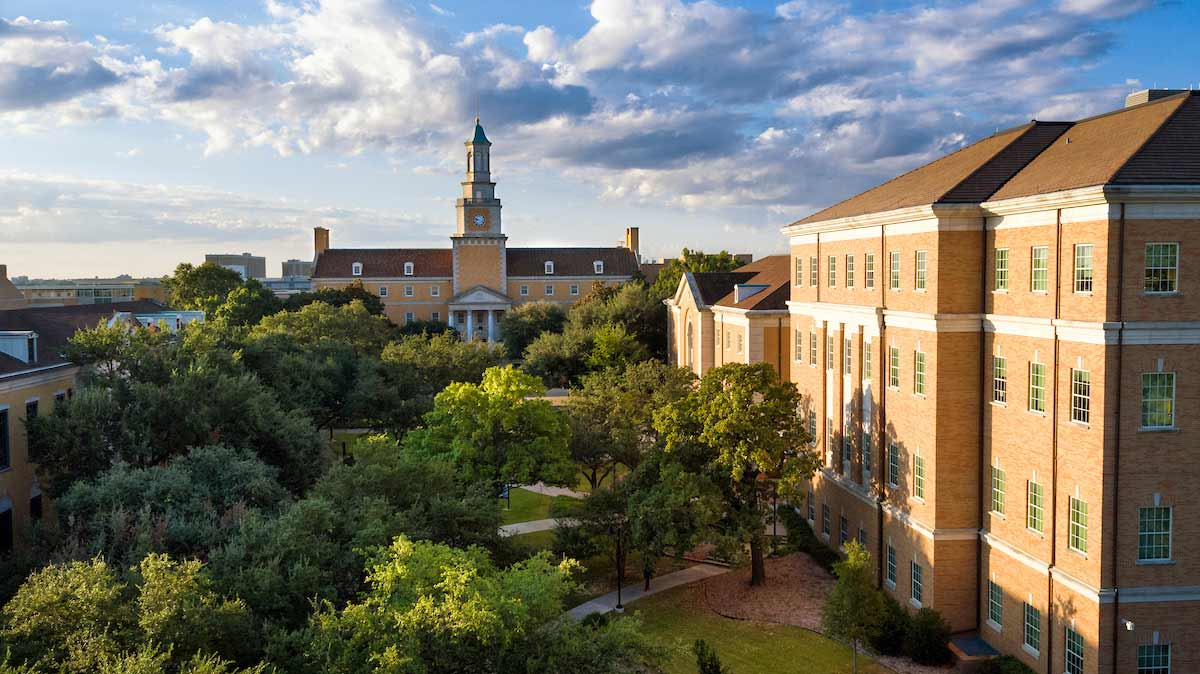 UNT Hurley Administration Building