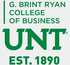 UNT G. Brint Ryan College of Business