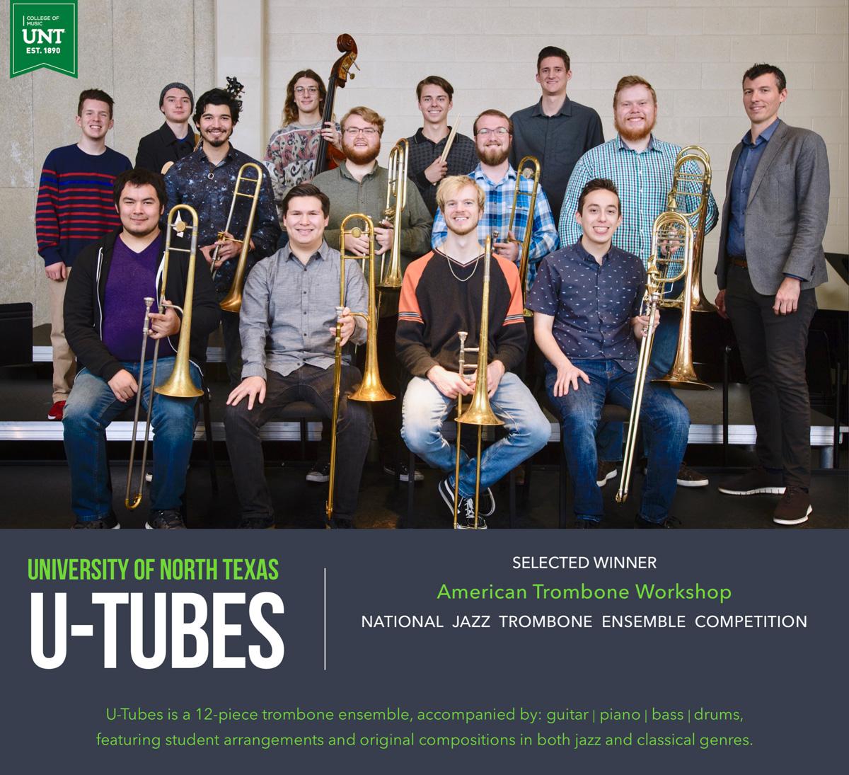 UNT College of Music U-Tubes