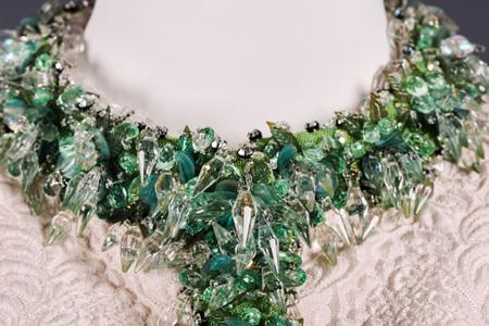 Texas Fashion Collection necklace